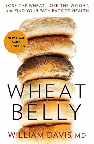 Book Summary: Wheat Belly by William Davis, MD | The Healing Project
